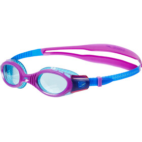 speedo Futura Biofuse Flexiseal Goggles Kids, newsurf/purplevibe/peppermint